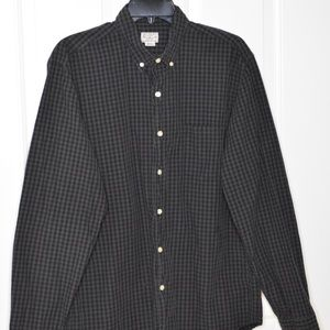 J. Crew tailored shirt | button down 100% cotton
